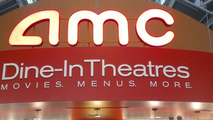 AMC Dine In Theatres At Downtown Disney Fun Place To Watch A Flick And