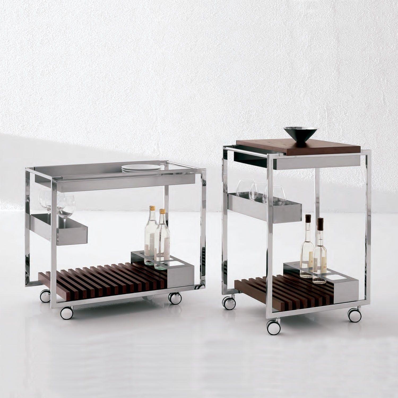 cattelan italia carrito bar mojito diseño marino burba carrito