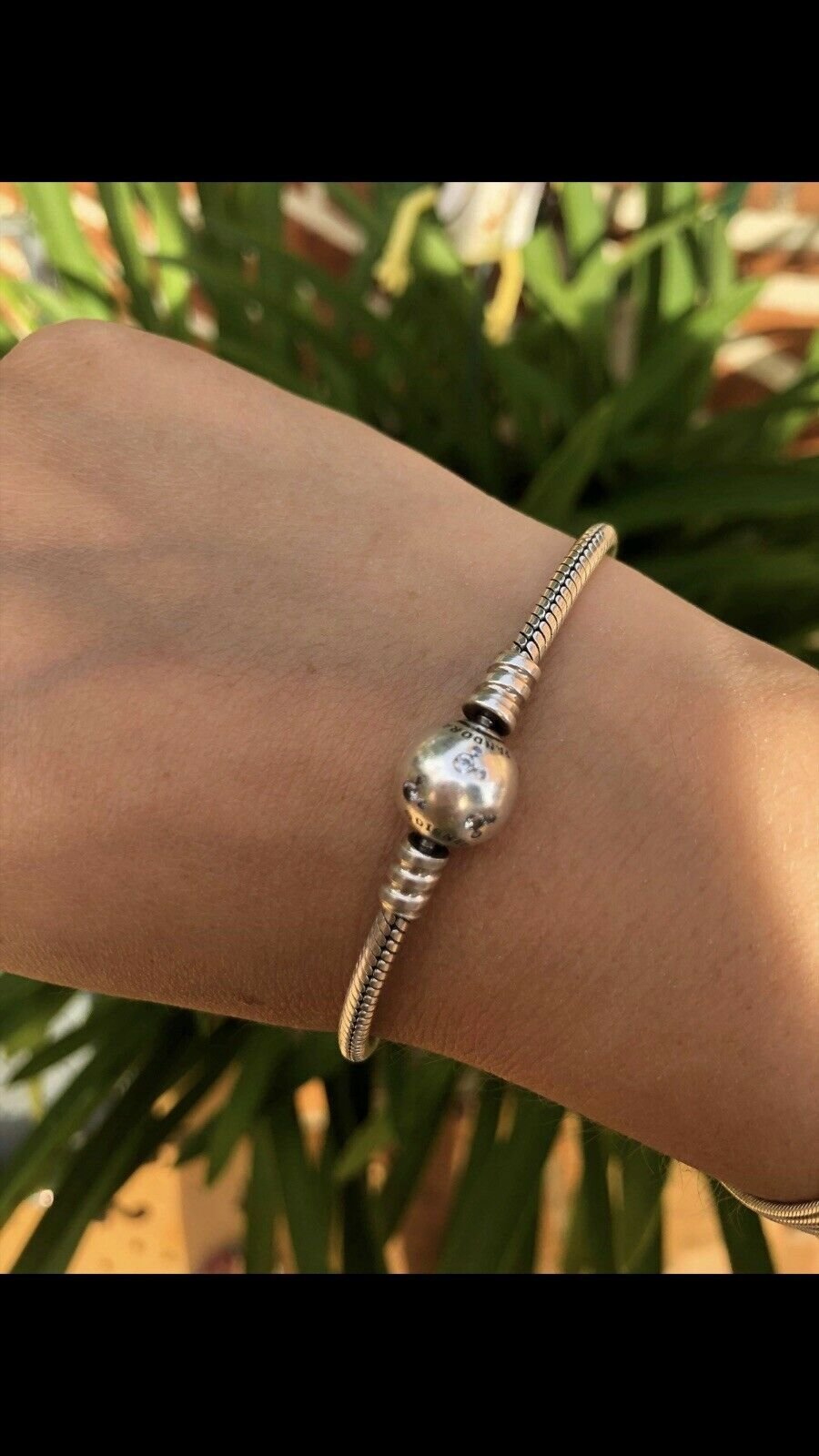 bracelet pandora disney argent
