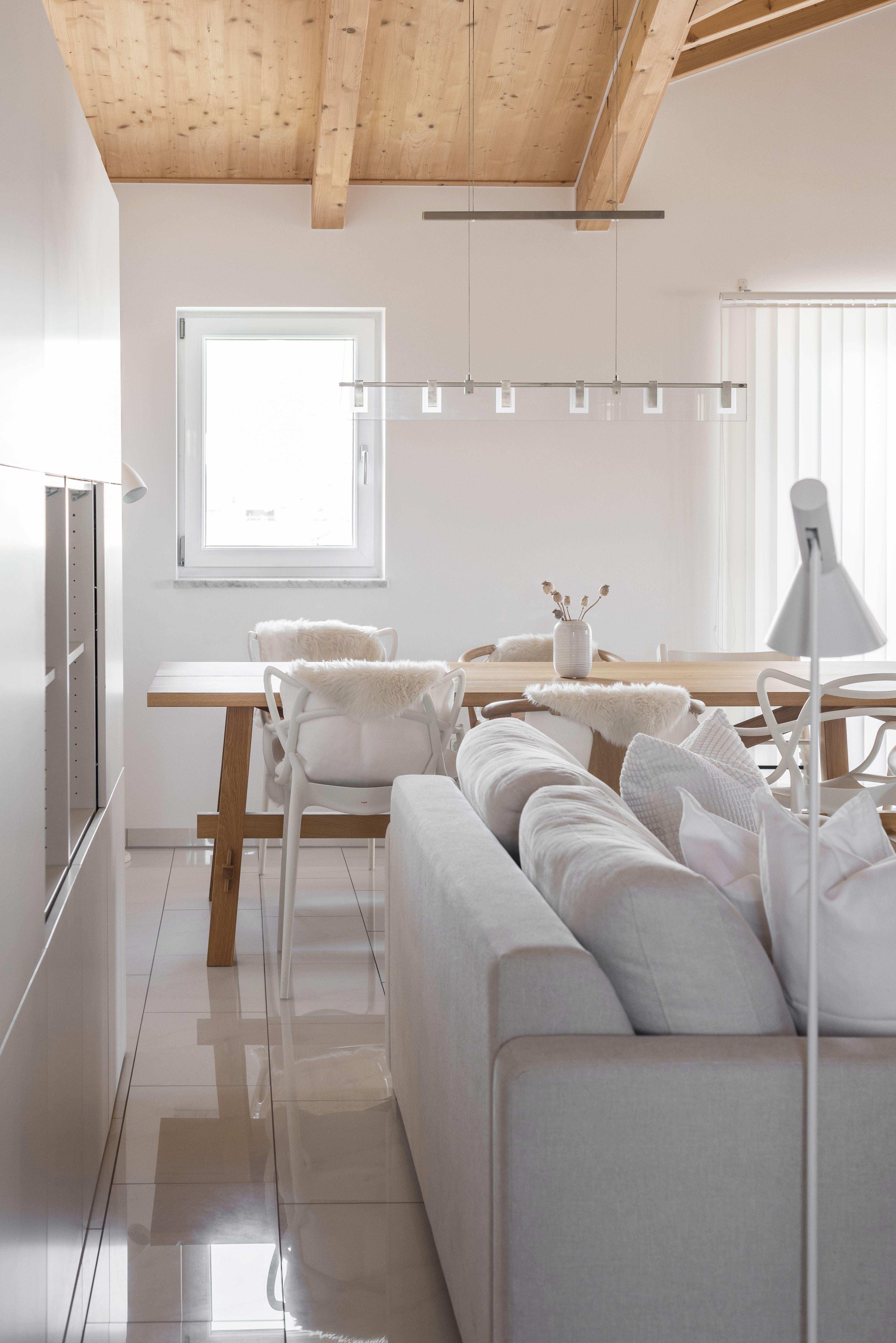 WOHNZIMMER #livingroom #interior #interiordesign #homedecor #whitehome #whiteinterior #minimalsm #home #scandinavian #inspohome #livingroomdecor #decoration #myhome #nordicliving #diningroom