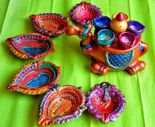 Diwali Diya Painting Craft Ideas For Kids Diy Crafts Pinterest Diwali Diya Diwali And Craft