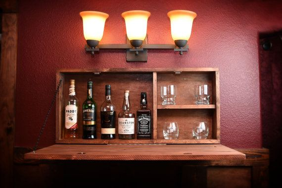 Man Cave Bar Measurements : Free diy home bar plans u easy steps homewetbar be awesome