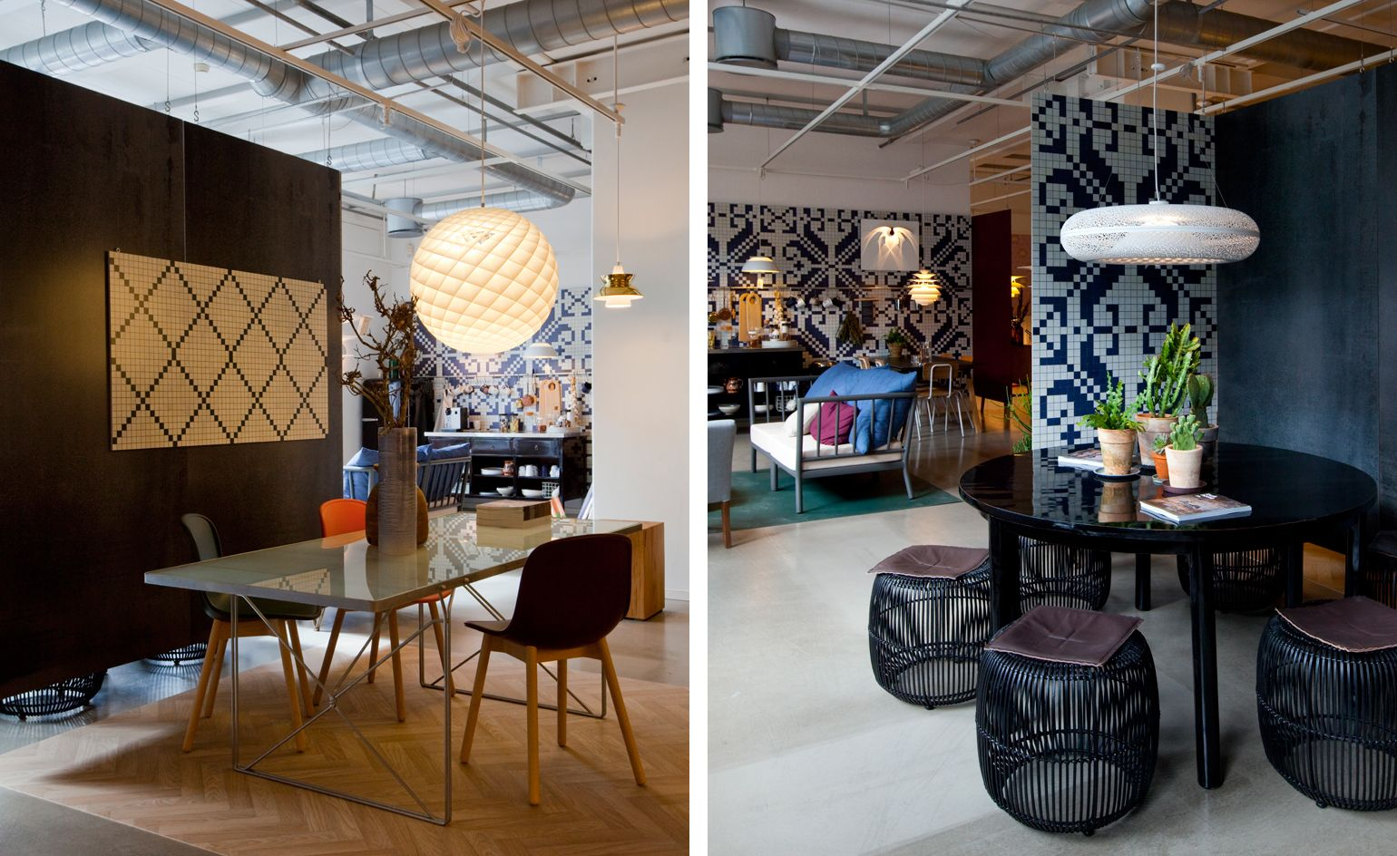 Louis poulsen has opened  sq  showroom over two floors of its airy six storey hq in the heart copenhagen created by house design team also light work opens rh pinterest