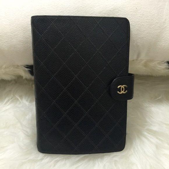 Sold Ebay Agenda Vintage Filofax Personal Chanel Accessories