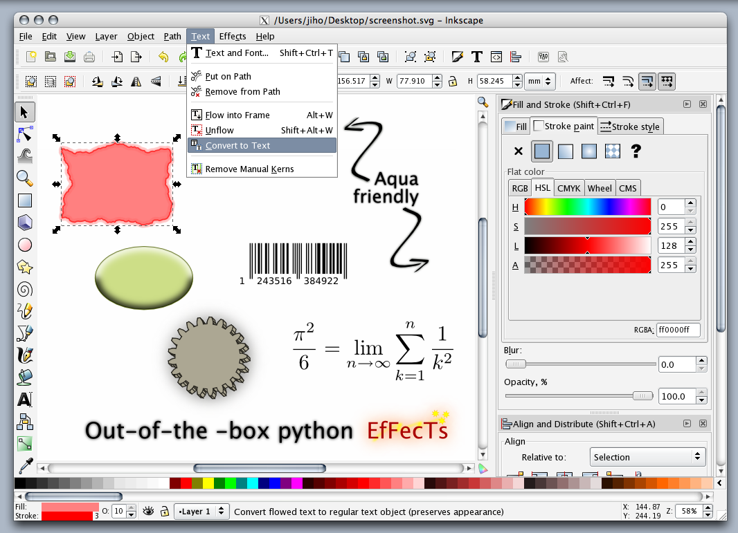 Inkscape best free software for mac os x pinterest mac os inkscape mac ossoftware ccuart Choice Image