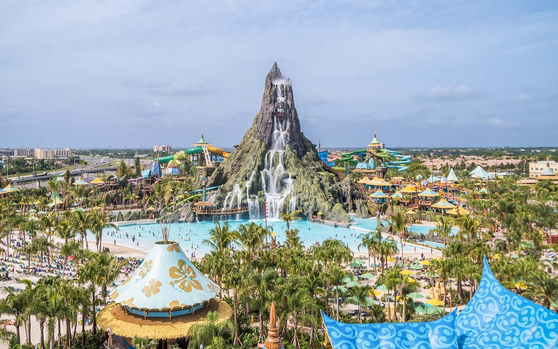 Volcano Bay Universal Orlando Resort Krakatau