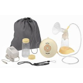 Medela Swing works as great as their double pump but half the price!