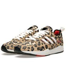 Adidas Sneakers Tijgerprint
