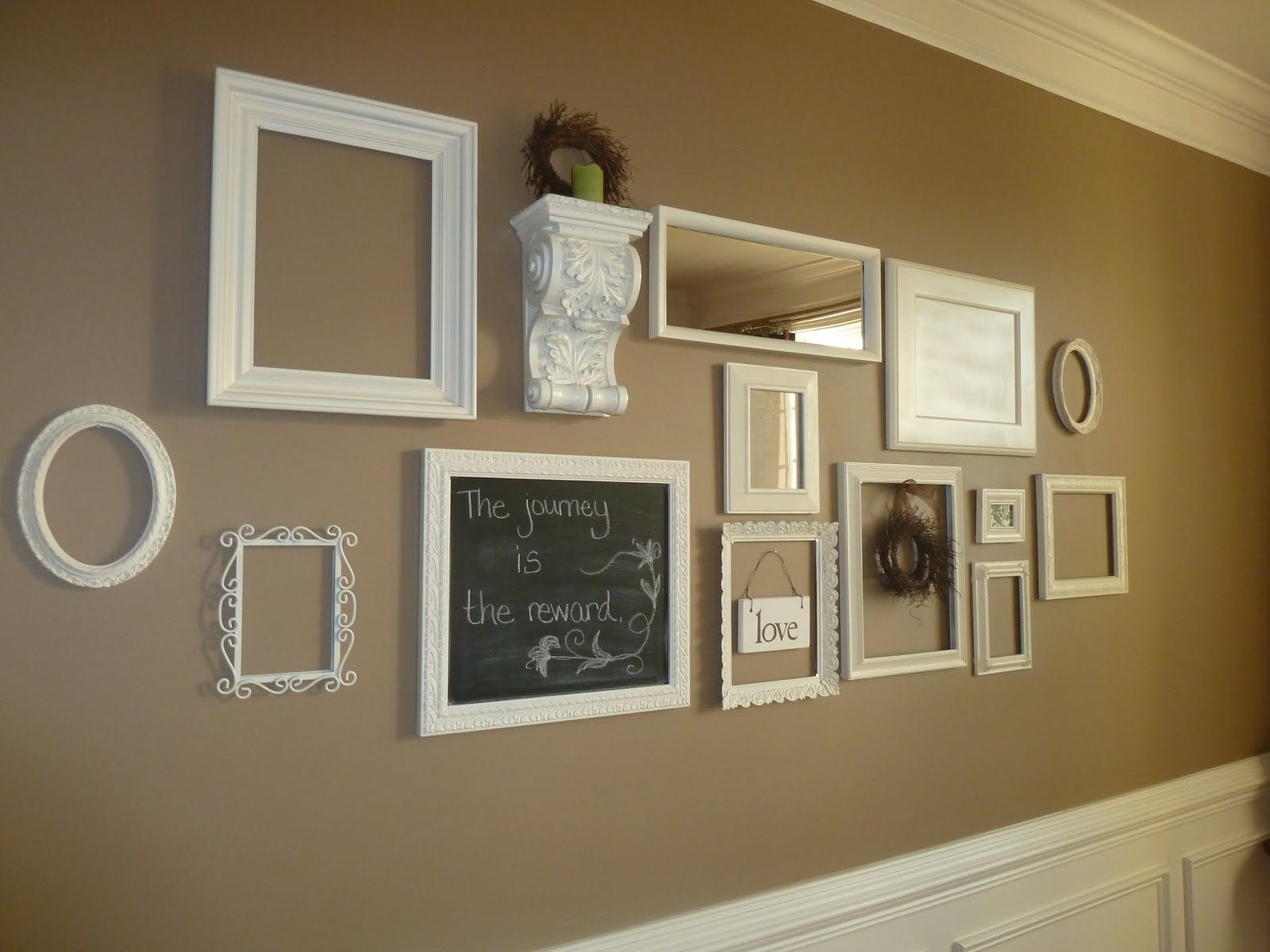 Grouping Of Empty Frames - So, After A Few Weeks