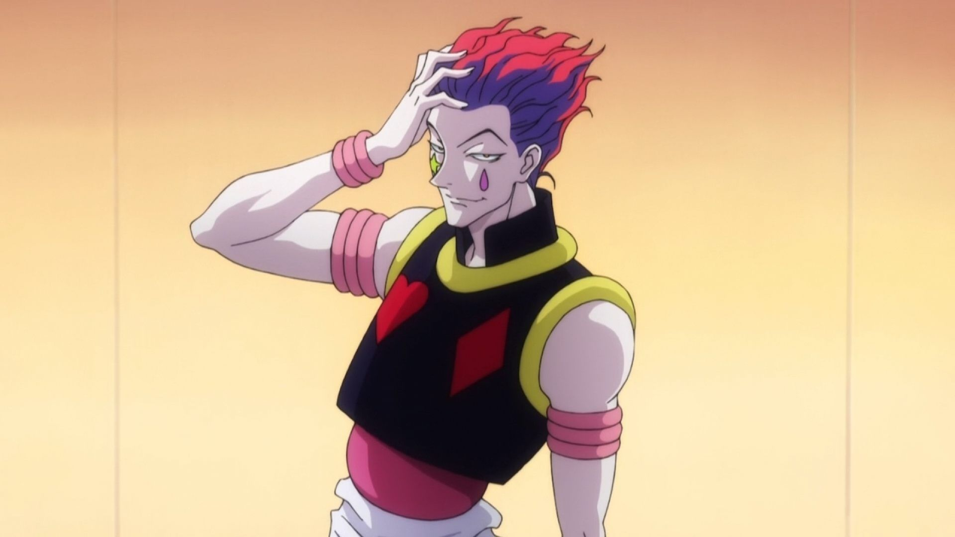 hisoka hunter x - photo #13