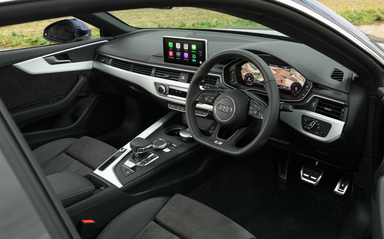 Audi A5 Coupé Review 2017 On