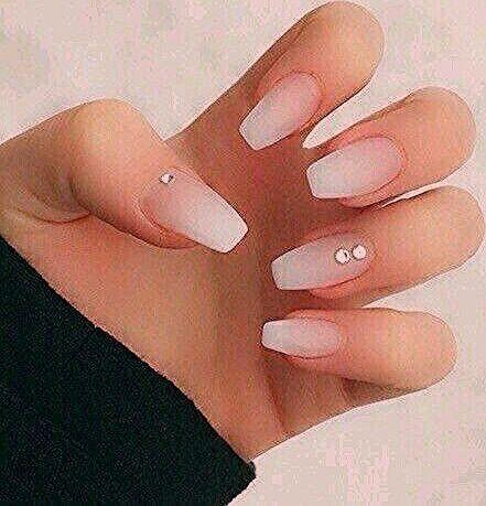 Photo of nail art gel – Short acrylic nails coffin – abbey Blog