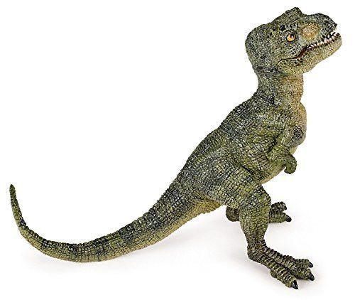 Green Baby T-Rex Toy Figure
