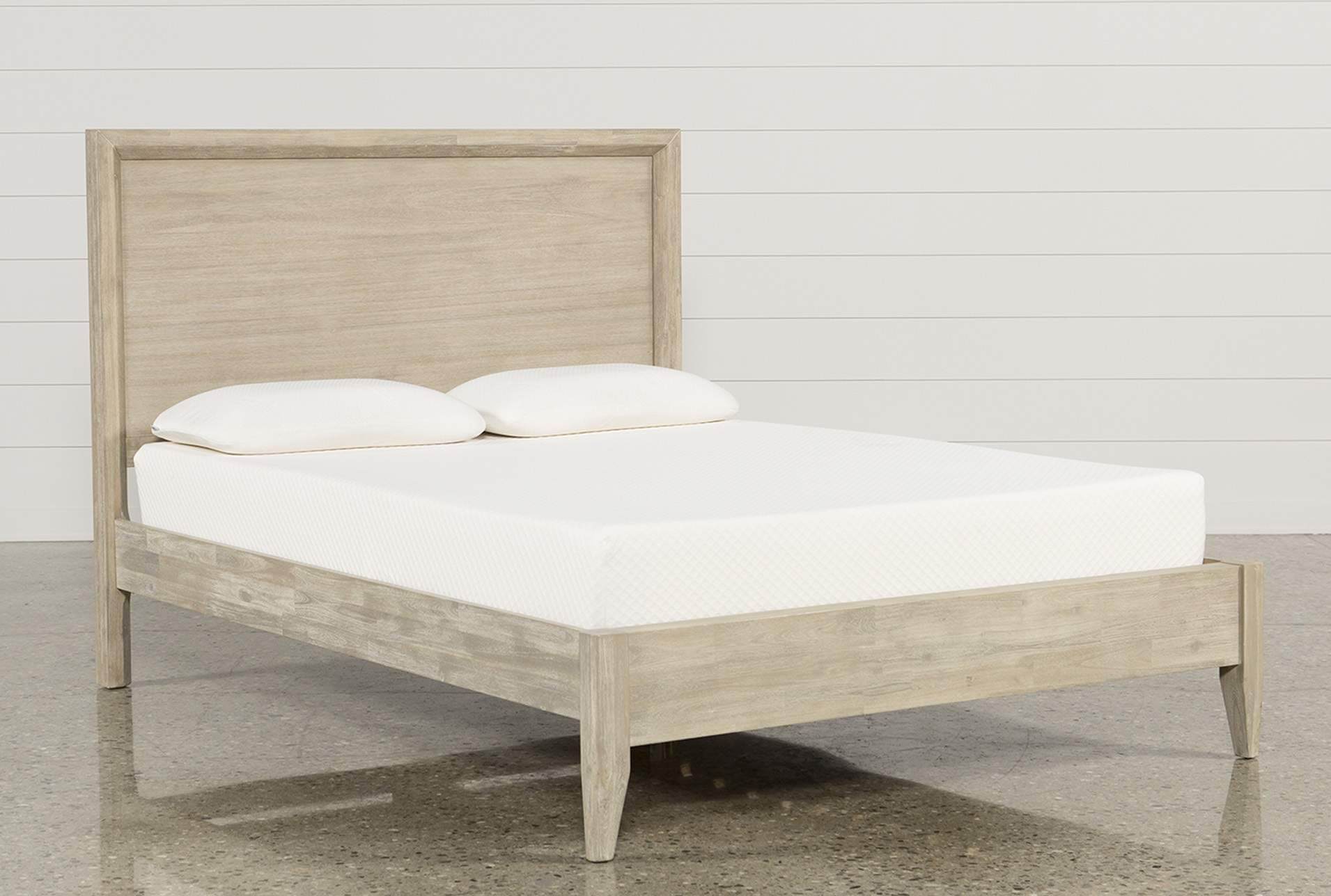 Allen Eastern King Panel Bed Queen Panel Beds Panel Bed California King Bed Frame