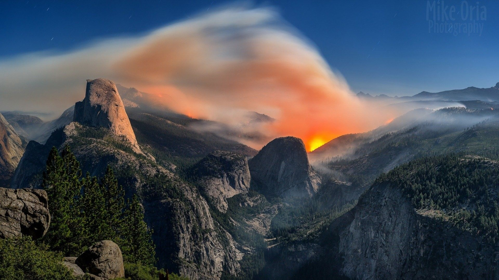 1920x1080 BB8866 Color Yosemite Nature Wallpapers For
