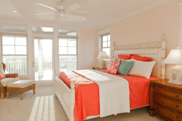 Colour Pairing   Light Peach U0026 Fun Coral. PERFECT For A Teenage Girlu0027s Room  !