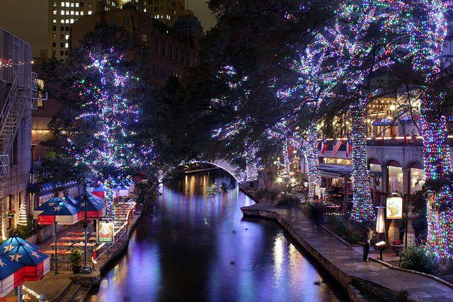 San Antonio Riverwalk Christmas | San Antonio Riverwalk Christmas Lights  2011 | Flickr   Photo Sharing