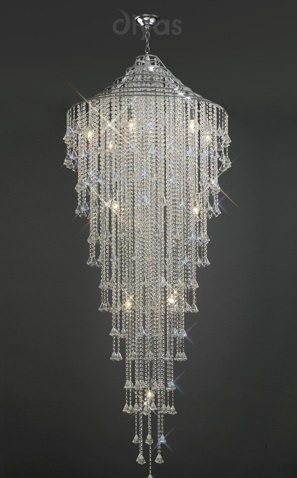 A Flagship Range Of Fittings That Are Dressed With Large Crystal