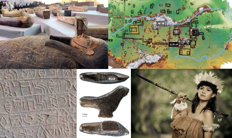 Top 10 Archaeological Discoveries Of 2020 Archaeological Discoveries Ancient Origins Discovery