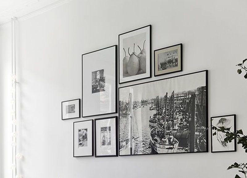 Slaapkamer Met Kunstmuur : Zo maak je de leukste muurcollage natuurlijk met en muur