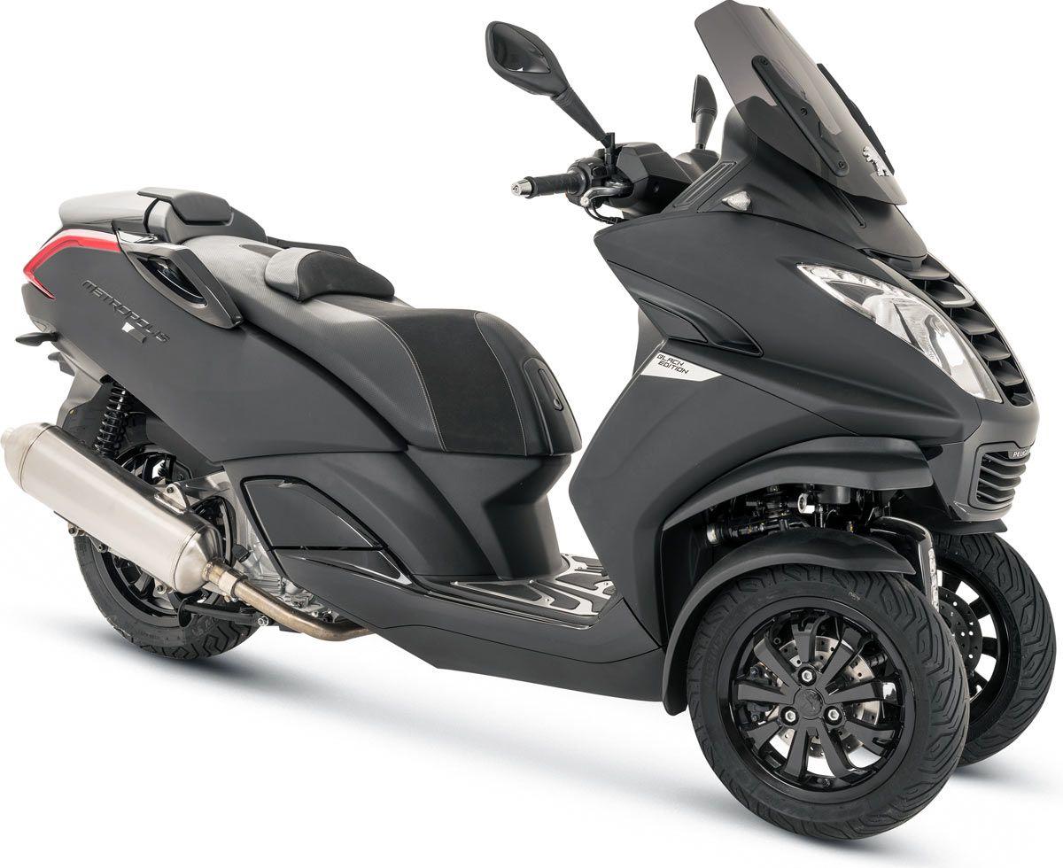 peugeot metropolis s rie limit e black edition maxi scooter peugeot scooter 3 roues et. Black Bedroom Furniture Sets. Home Design Ideas