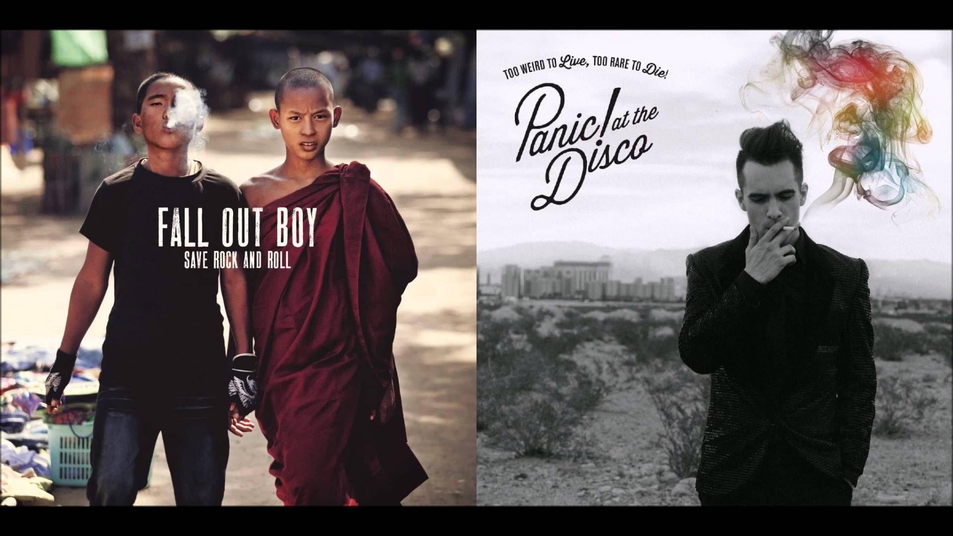 3ad6078a0e99b Young Gospel - Panic! At The Disco vs. Fall Out Boy (Mashup ...