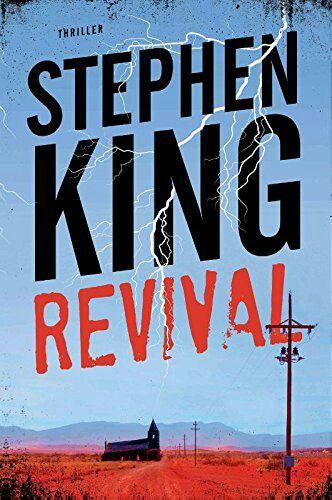 (8/2016) Weer een echte King. Spannend tot de laatste pagina. Gelezen: 8 februari 2016 -  4 sterren