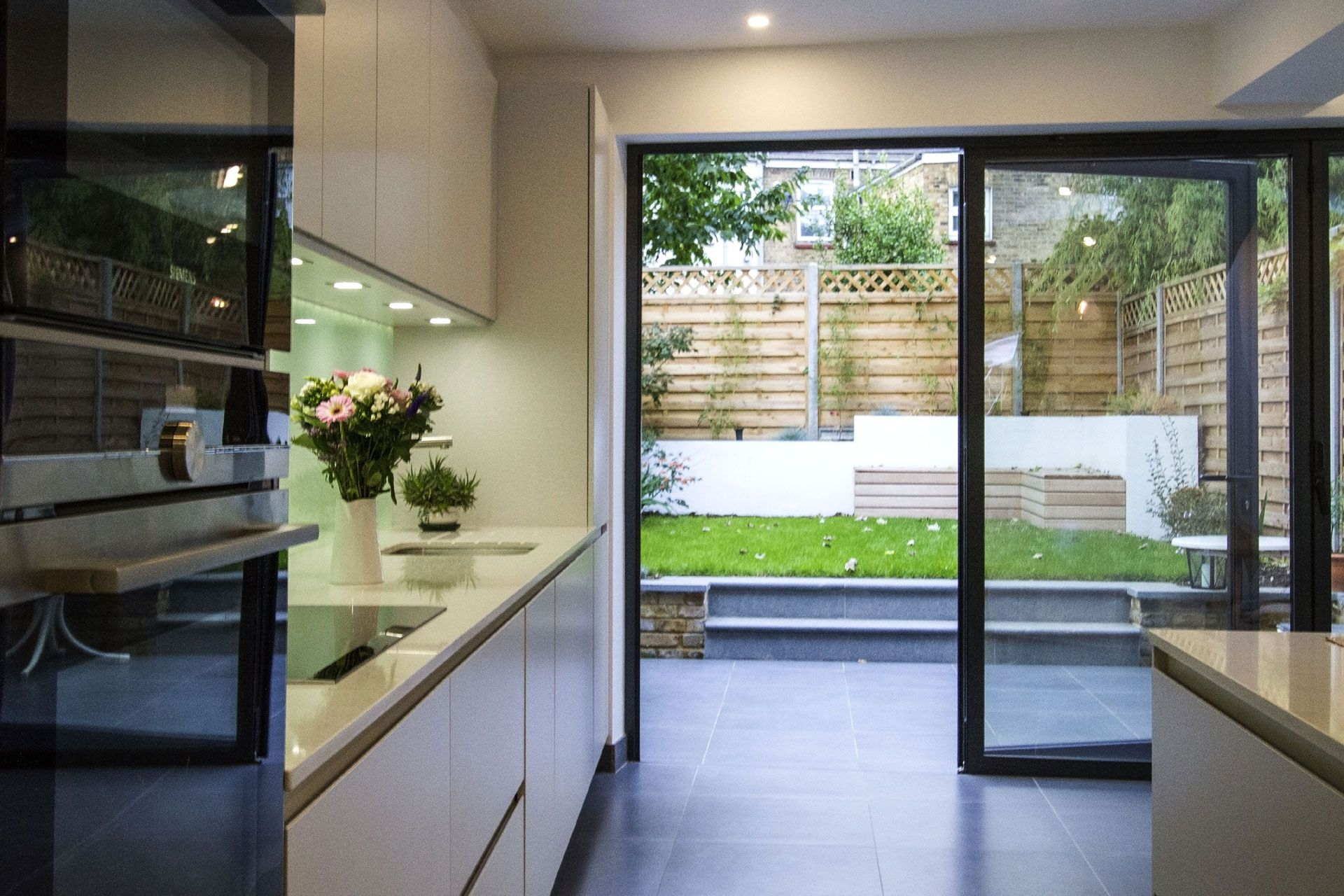 Ips Pronorm Designed This Stylish Modern Kitchen For A Customer In Endearing Kitchen Design Richmond Design Ideas