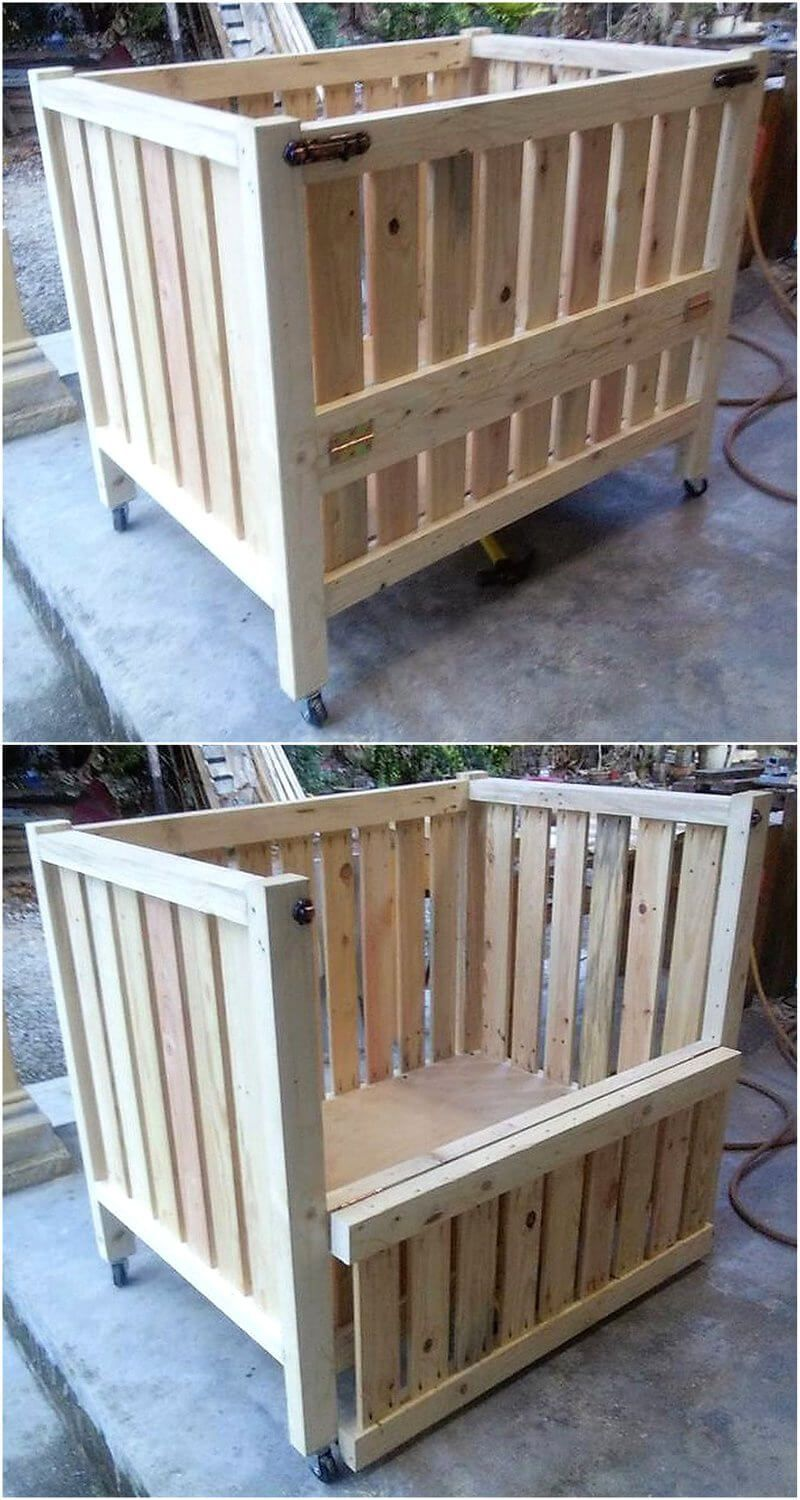 Break Down a Pallet the Easy way for Wood Projects | Diy ...