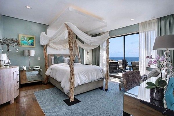 beach house bedrooms. California Beach House Spells Luxury and Class  Bedrooms