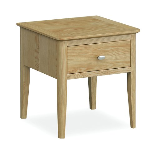 Alpen Home Sheron 1 Drawer Bedside Table Furniture Bedside