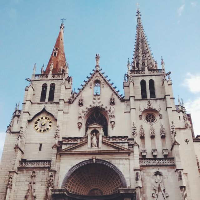 Iglesia de Saint-Nizier (Lyon)