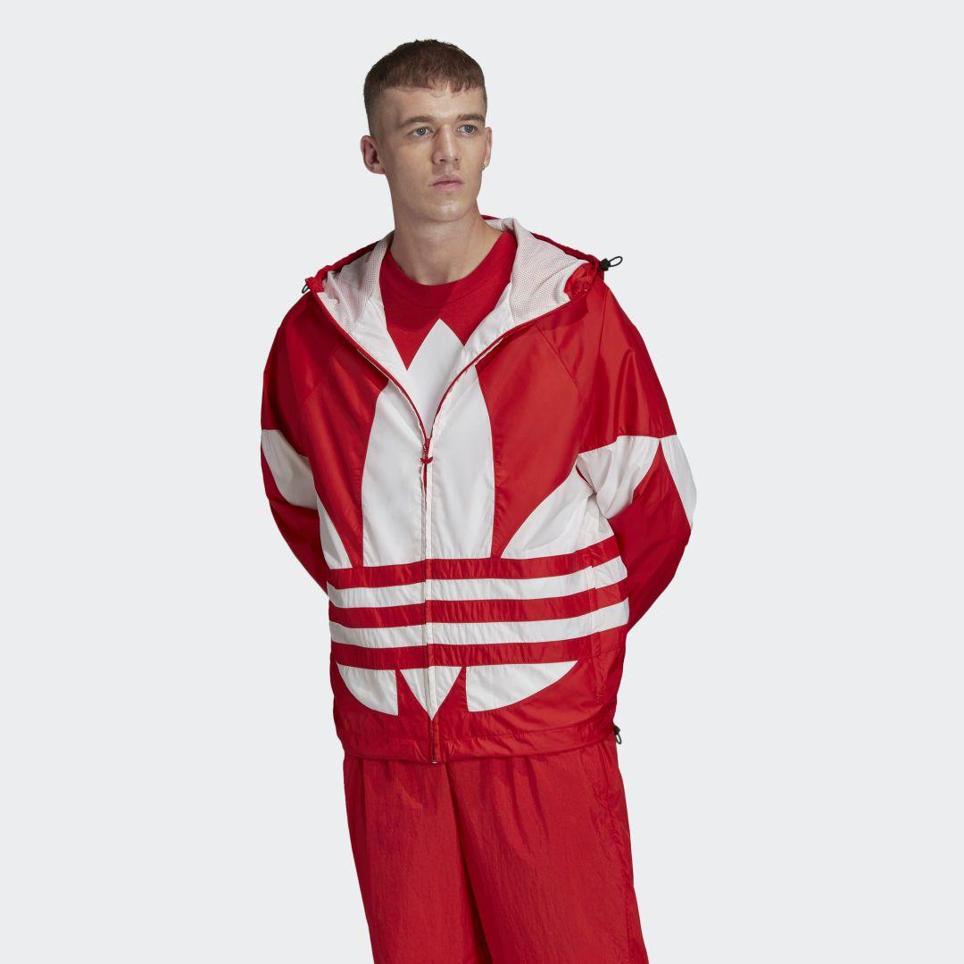 Hoodies & Sweatshirts LARGE adidas Originals Men's Trefoil