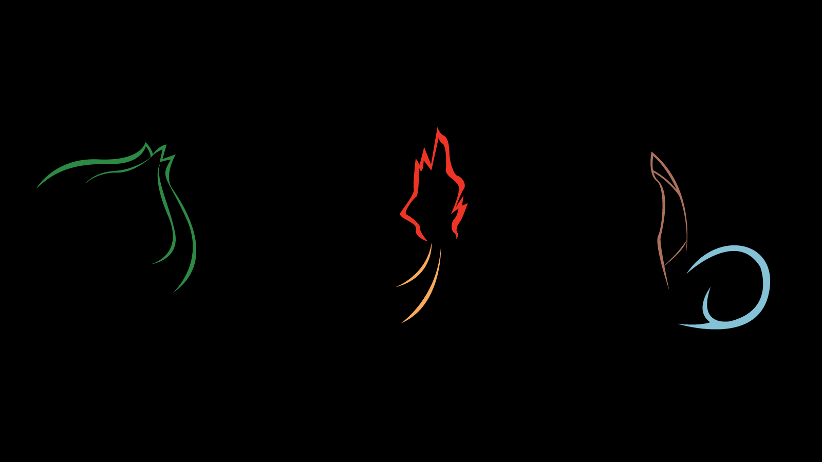 Wallpapers For Bulbasaur Charmander Squirtle Wallpaper Minimalist Wallpaper Pokemon Wallpaper