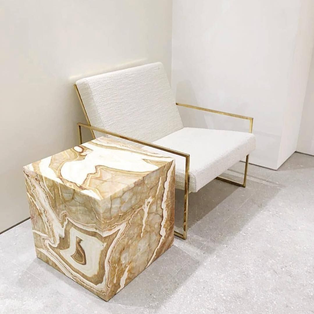 Marble interior beige cream luxe minimal urban chic