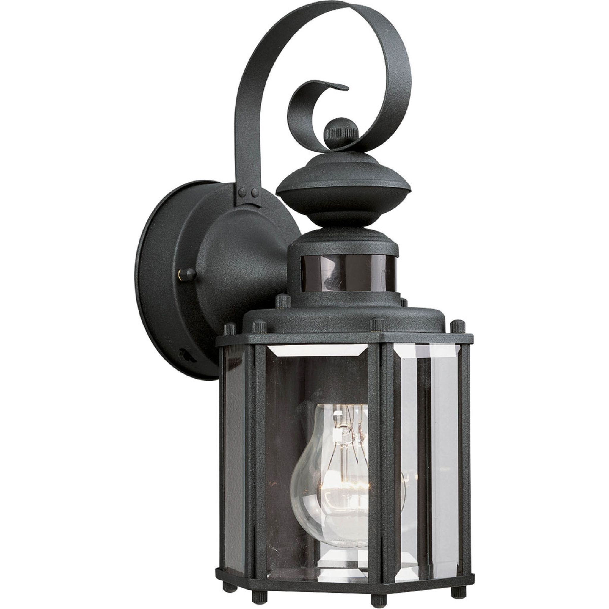 Unique Motion Sensor Porch Light
