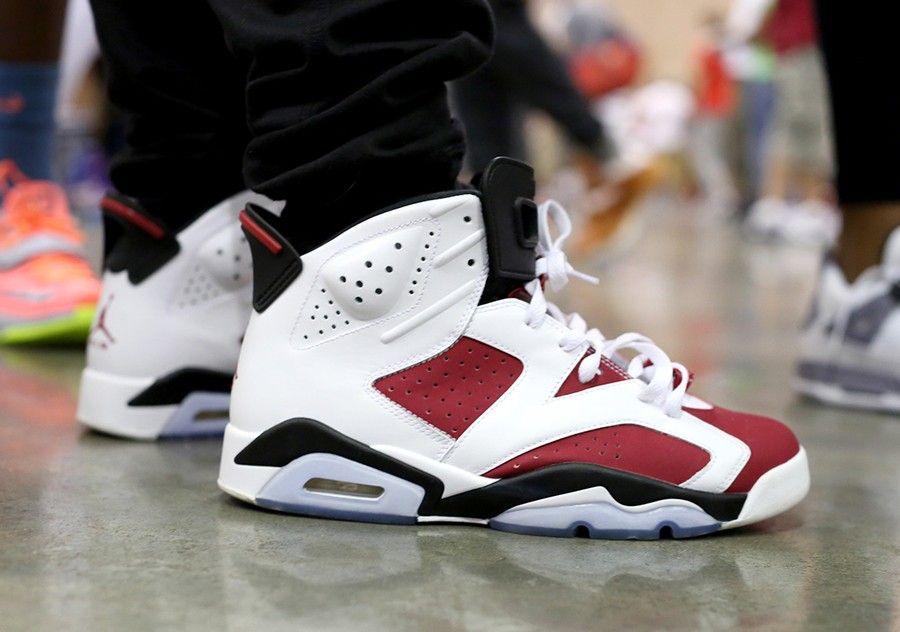 Carmine 6s | Sneakers fashion, Me too