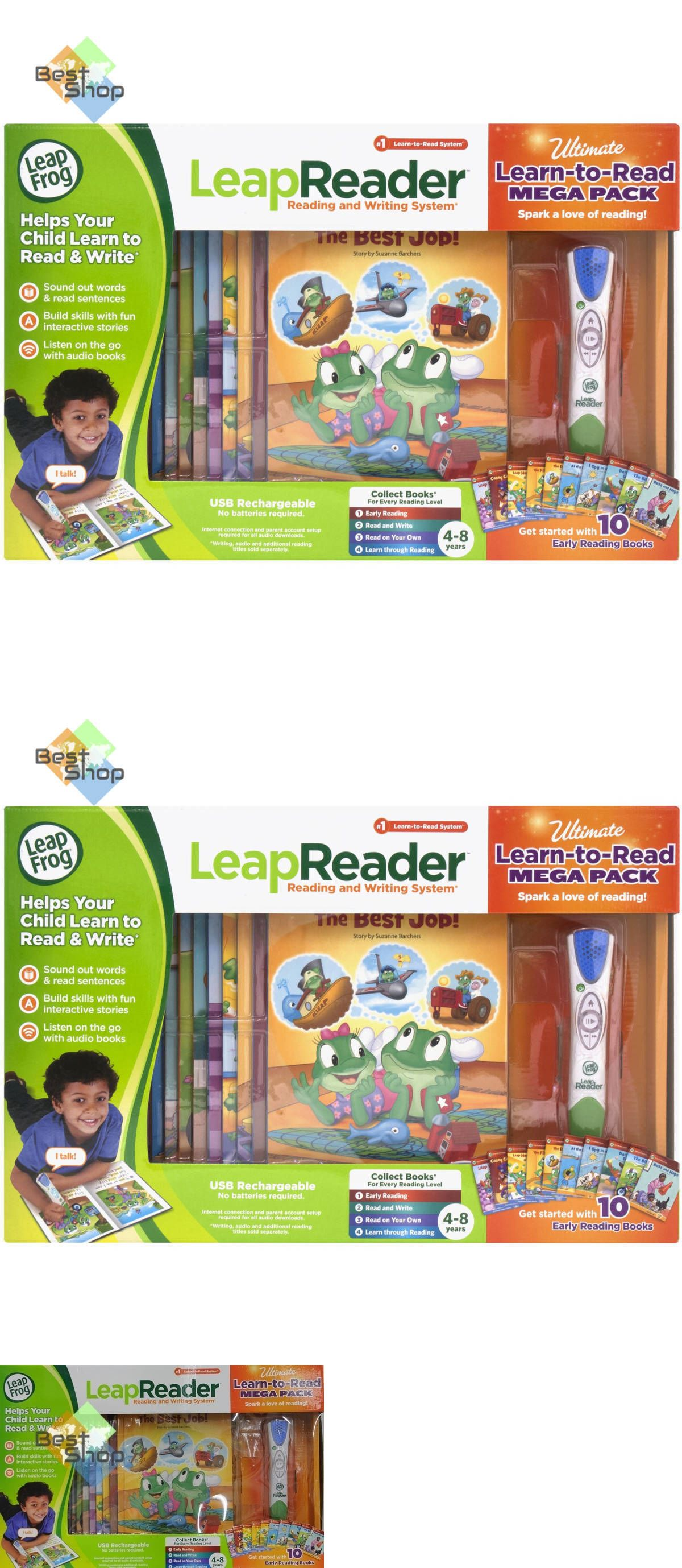 Learning systems 158695 leapfrog leapreader system learn to read 10 learning systems 158695 leapfrog leapreader system learn to read 10 book bundle original top gumiabroncs Images