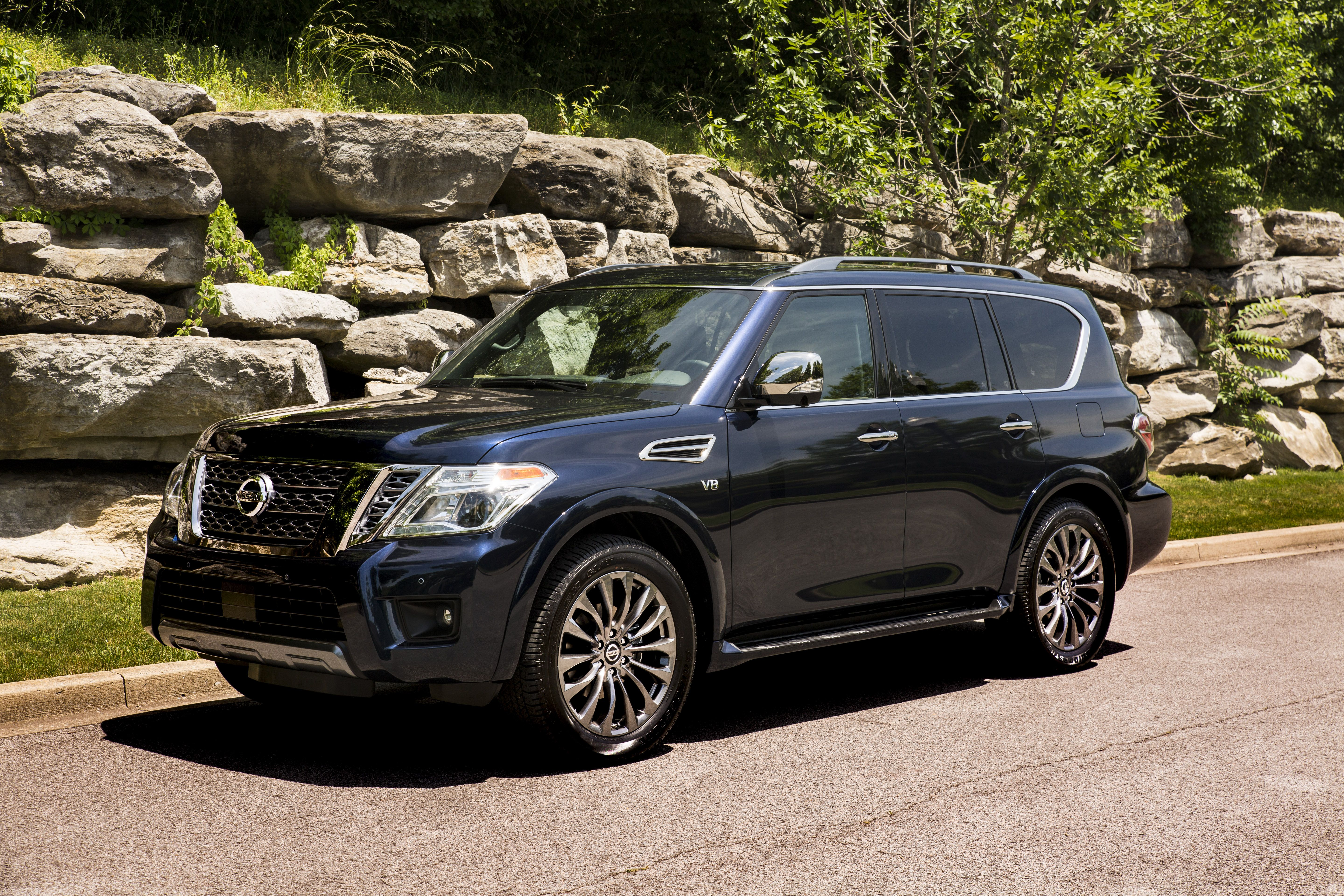 2017 2020 Nissan Armada Review Specifications And Pictures Top Speed In 2020 Nissan Armada Nissan Armada