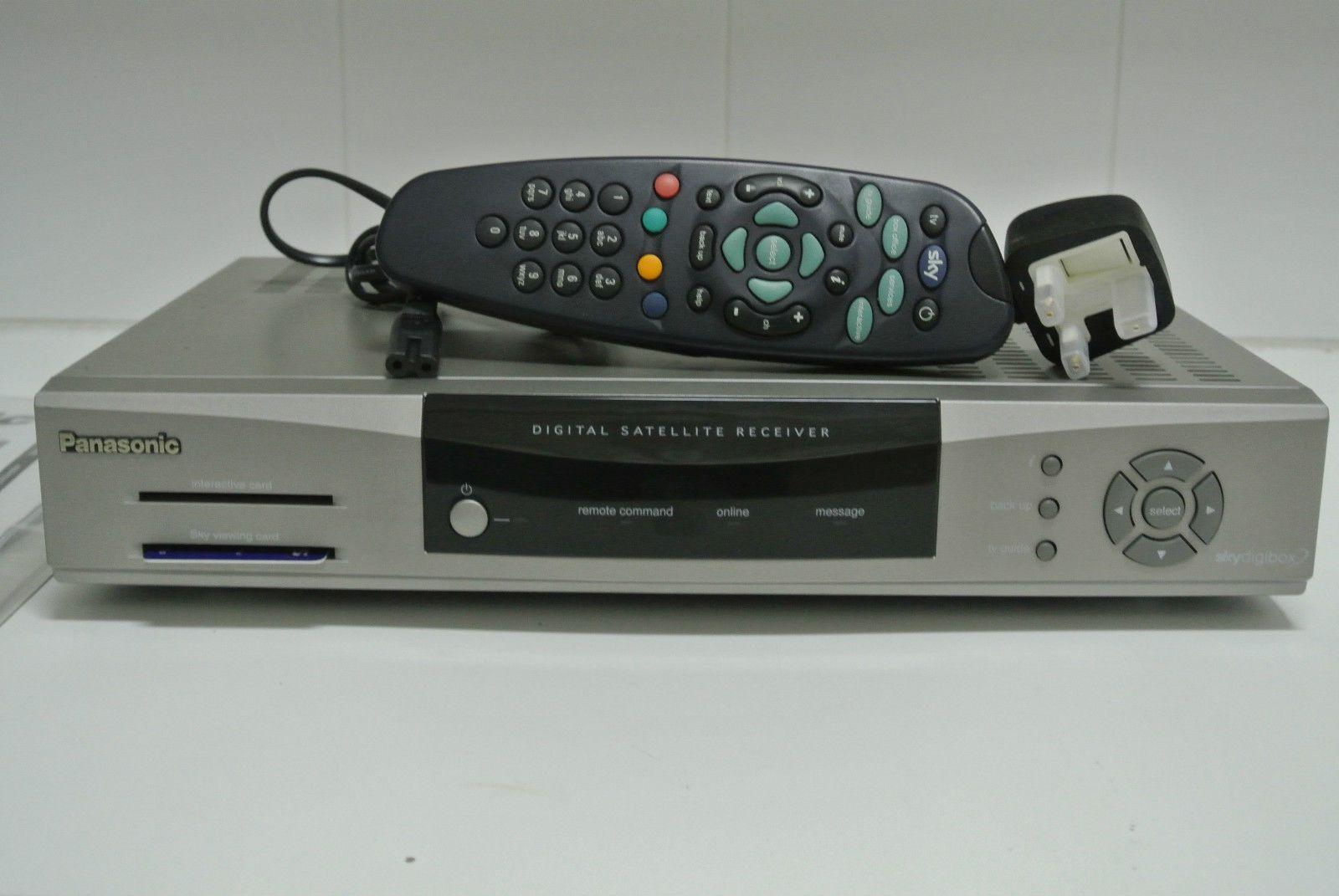 old sky digital box Satellite receiver, Digital, Sky digital