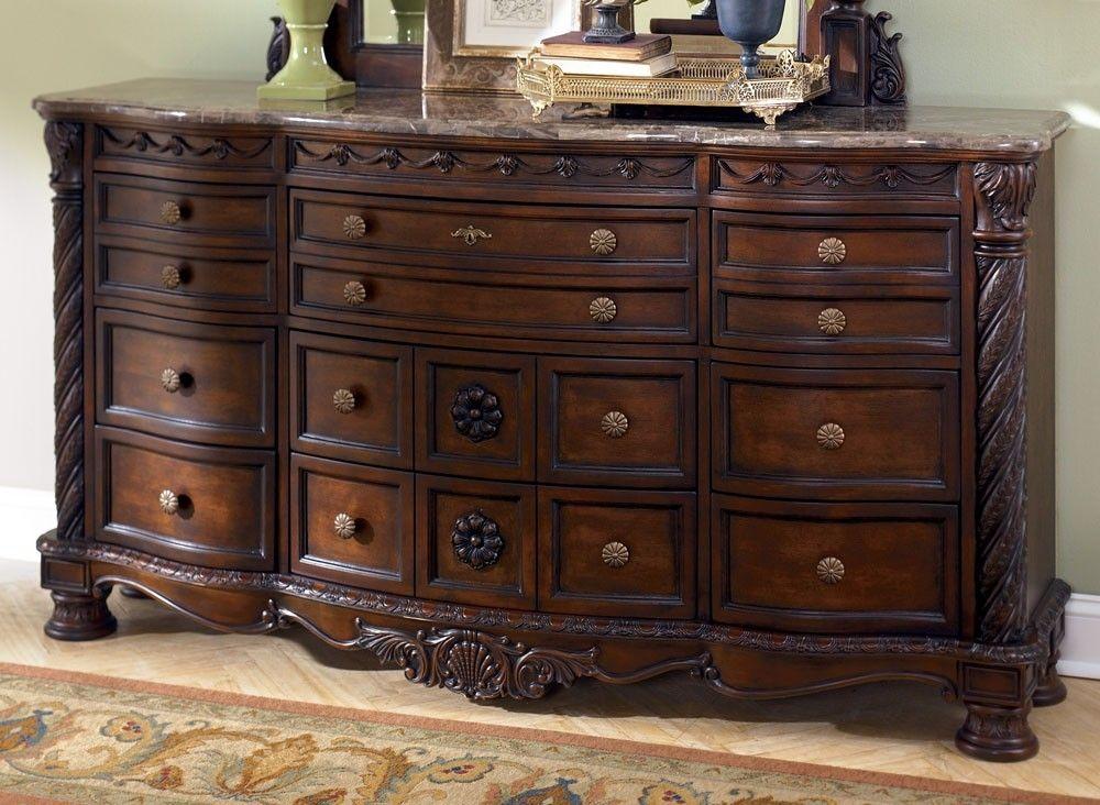 North Shore Dresser From Millenniumashley Furniture Tenpenny For