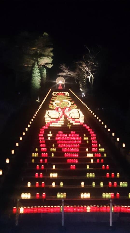 行きたくてやっとこれた♪ 西武園のイルミネーション☆  メリークリスマス☆彡