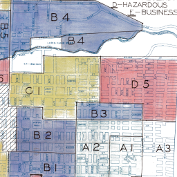 Mapping Inequality Inequality Map The Neighbourhood