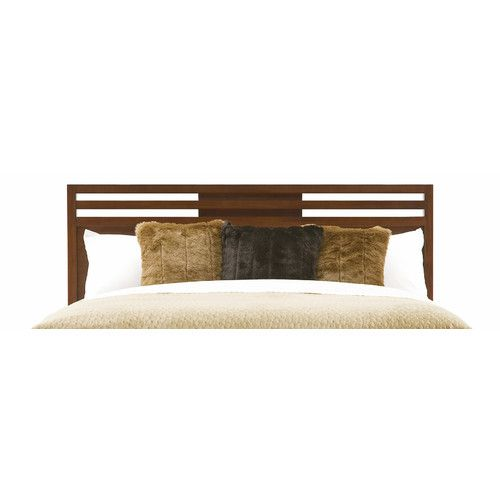 Found it at AllModern - Milton Queen Wood Headboard