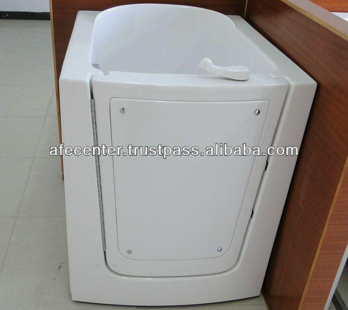 Portable Soaking Tub Small Soaking Bathtub Small Corner Bathtub Portable  Bathtub For Adults Square Tub 1