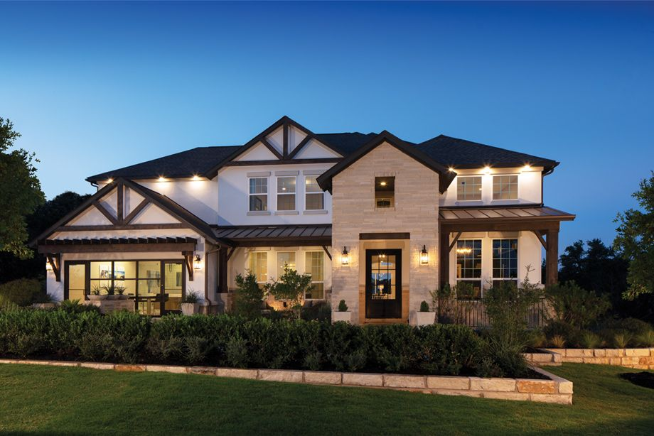 Leander tx new homes for sale by toll brothers travisso