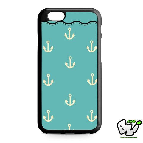 Anchor Pattern iPhone 6 Case | iPhone 6S Case