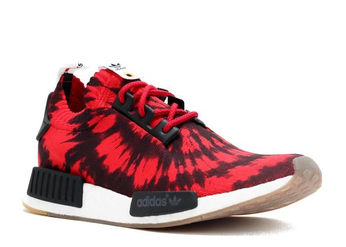 NMD R1 Exclusive Black wholesale Red Store Sneakers