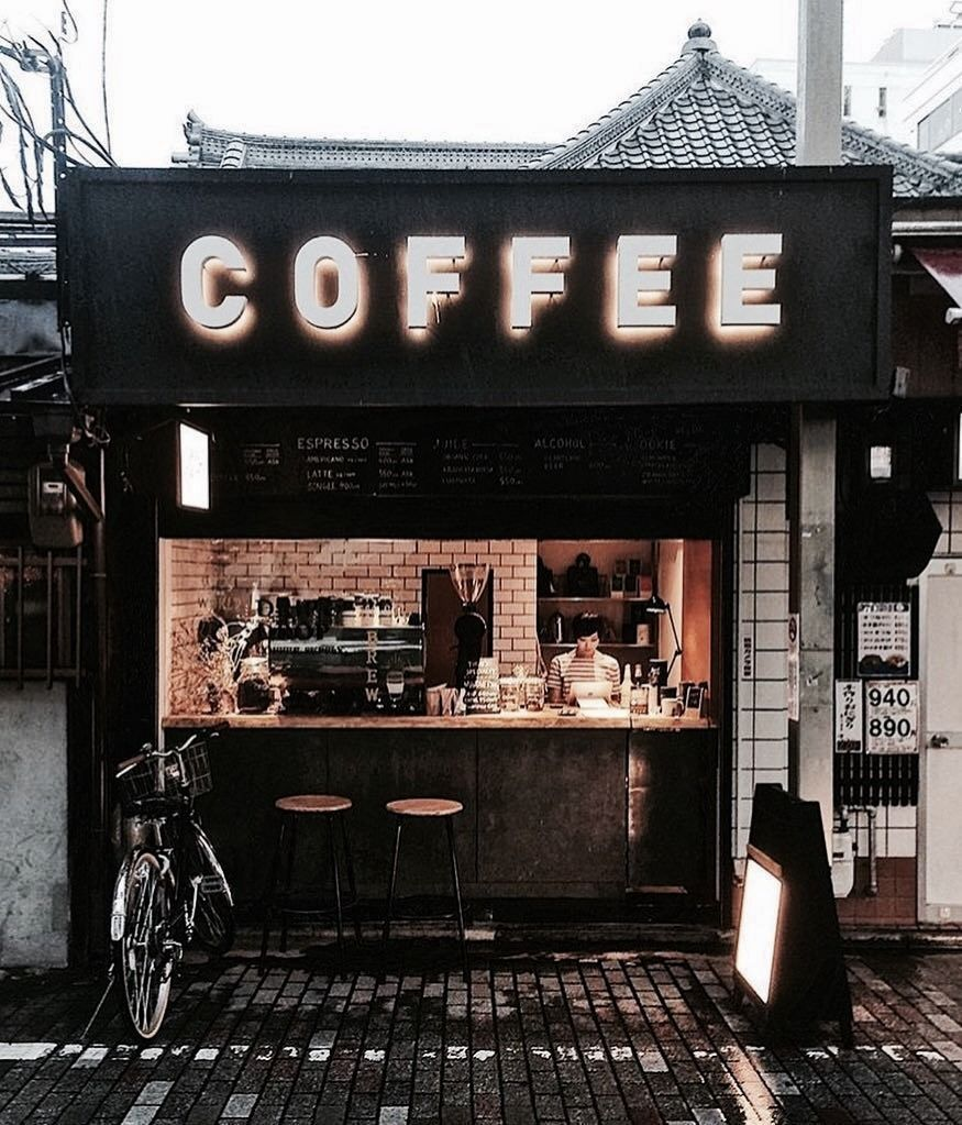 Pin By Nataly On Streets Small Coffee Shop Coffee Shop My Coffee Shop