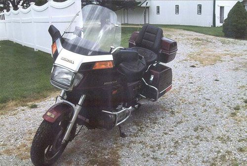 1984 Honda Goldwing 1200 Interstate - Weston, OH #5073650220 Oncedriven